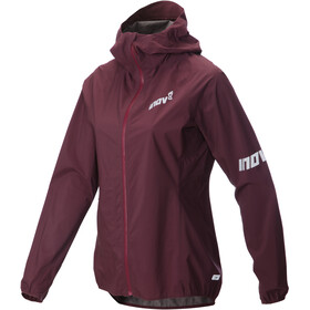 inov-8 W's AT/C FZ Stormshell Jacket purple